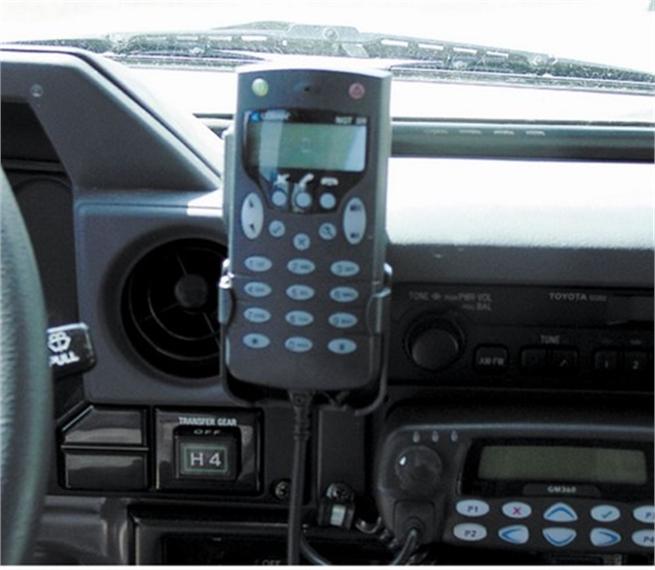 HF Transceiver, Codan Envoy, mobile - Standard products catalogue