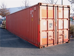 Transport container, 20ft, 40ft - Standard products