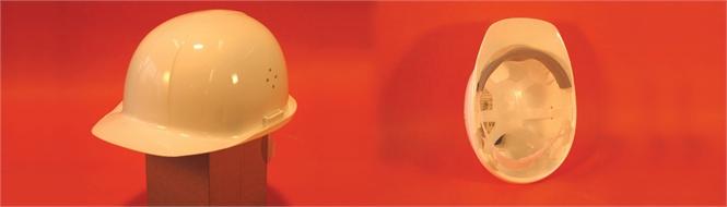 Helmet, builder