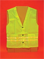 Jacket, high visibility