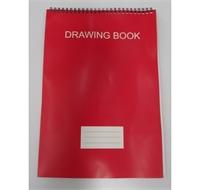 BOOK, drawing, 23x33 cm, plain