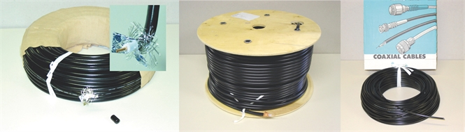 Cable, coaxial