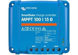 Solar charge regulator, VICTRON MPPT 100/15