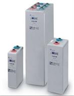Batteries, 2 V, sealed, solar/radio