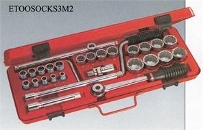 Socket spanners