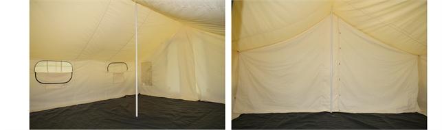 Inner liner, Family Tent, ridge