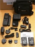 Kit, Inmarsat Isatphone 2, 2nd batt, charg, car USB, carry bag