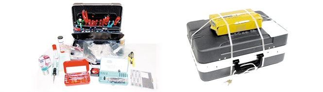 Tool kit, electronic, for radio telecom