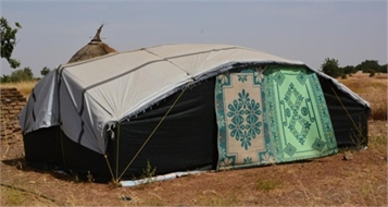 Sahel shelter kit