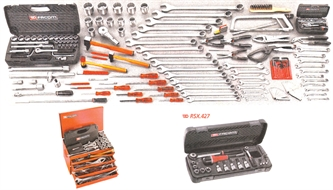 Tool kit for truck