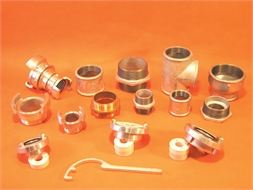 Adaptors fitting kit