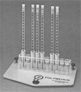 ESR, - citrated tubes and graduated pipettes