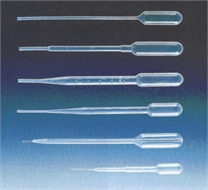 Pipette with bulb