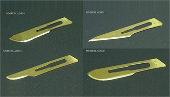 Blade, scalpel