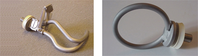 Hook and working ring