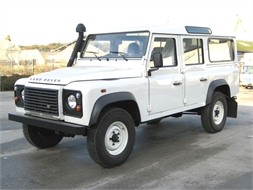 Land rover, 4x4, station wagoon