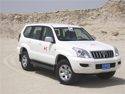 Toyota Prado, 4x4, 5 doors