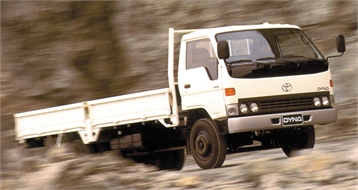 Toyota Dyna 2.5 tons pick-up