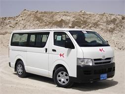 Toyota Hiace, mini-bus, diesel