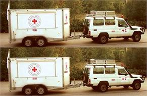 Rapid Deployment Emergency Hospital