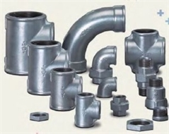Malleable Cast Iron Threaded Fittings