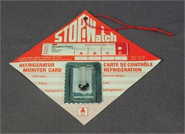 Control card, refrigeration control, Stop Watch