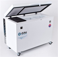 Solar fridge/freezer, Solar Dir. Drive 150, for blood bank
