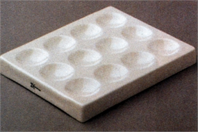 Agglutination Tile