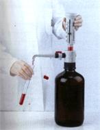 Reservoir bottle, dispenser, 1 litre