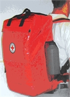 Back pack, first aider