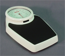 Scale, 0 to 150kg (bathroom type)