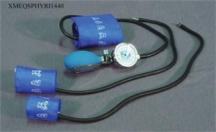 Spygmomanometer, baby/child cuff, hand manometer, velcro