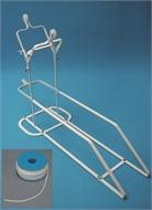Splint, Behler-Braun, 70cm, size 2, 3 pulley, foldable