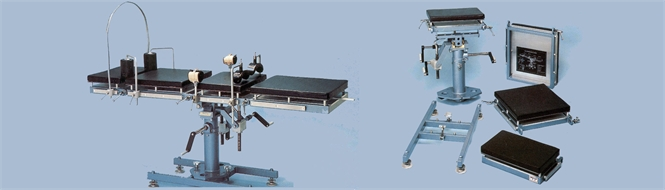 Table, operating, surgical, mechanical, SSM80