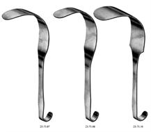 Retractor/spatula, abdominal/thoracic, Daever