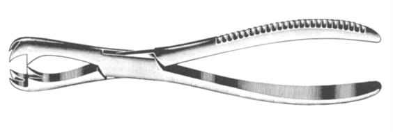 Forceps, bone holding Ferguson