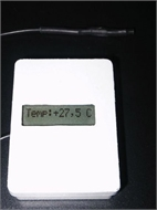 Thermometer, digital, for darkroom