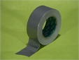 TAPE ADHESIVE, canvas reinforced, 50mmx50m roll, silver