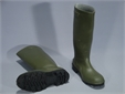 BOOTS, heavy duty plastic rubber, pair, size 44