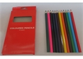 PENCIL SET, colouring, 12 assorted colours