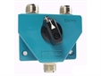 Antenna switch, coaxial