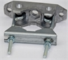 (antenna) BRACKET, for mast to wall / jaeger universal