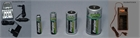 Batteries, 1.5V, rechargeable