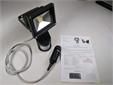 PoE FLOOD LIGHT, 8W LED, motion det, outdoor, PoE Not 230V!