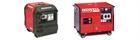Generator, petrol, 220V, 3 to 4 kVA, portable