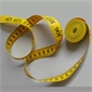 MEASURING TAPE, tailor type, PVC coated polyester, 20mm x 3m