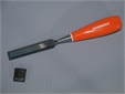 CHISEL, for wood, flat 20mm, with handle