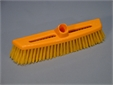 BROOM, scrubbing brush, 30cm width block, without handle