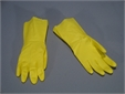 GLOVE, cleaning, rubber, large