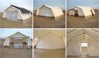 Multi-purpose tent, Polycotton, 45m2